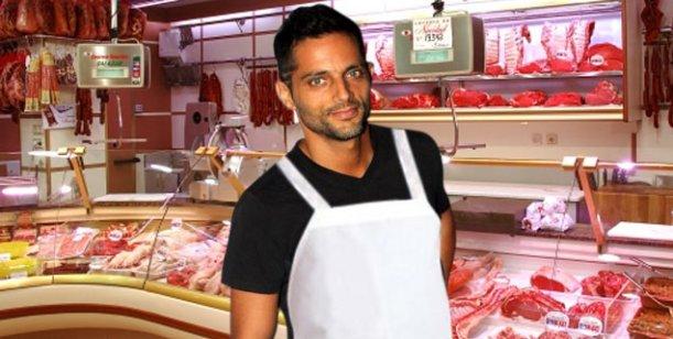 Joaquín Furriel vuelve a la tele y ya se entrena para ser un carnicero
