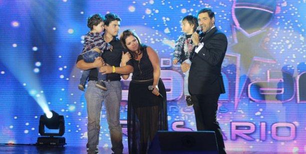 Una hipoacúsica ganó el Soñando por cantar de Rosario
