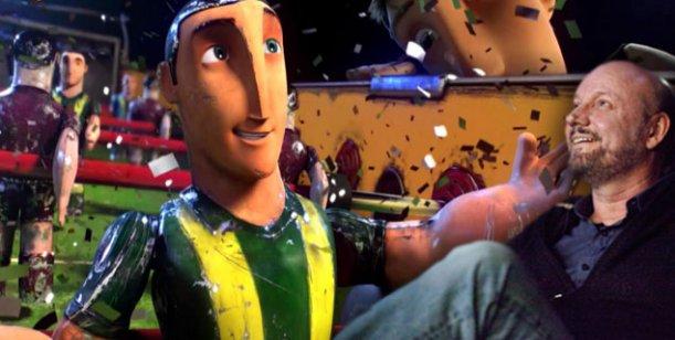 Metegol, el film de Campanella, abre hoy el festival de San Sebastián