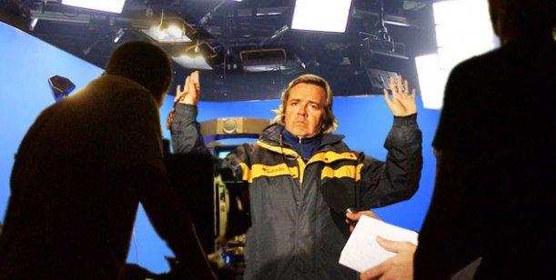 Opatowski, el padrasto de Ángeles, el nuevo mediático de la televisión