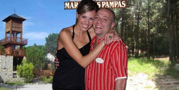 Entraron a robar en la casa de Denise Dumas y Campi en Mar de las Pampas