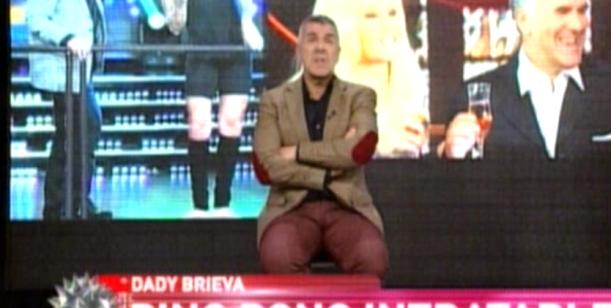 Dady Brieva en Intratables: Estuve a dos centímetros de estar con Susana
