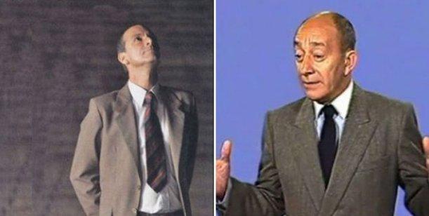Dos gotas de agua: Martín Bossi en la piel del Negro Olmedo