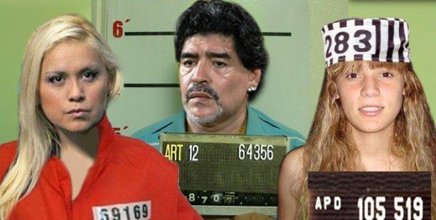 Después del día de furia contra Rocío Oliva, Maradona cada vez más cerca de su ex