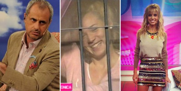 Rocío Oliva: prohibida con Jorge Rial, dio una entrevista a El diario de Mariana
