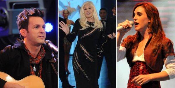 Después de cantarle al Papa, La Sole y Axel estarán con Susana Giménez