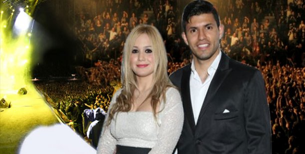 Drástico cambio de rumbo en la carrera de Karina, el Kun Agüero, nuevo manager