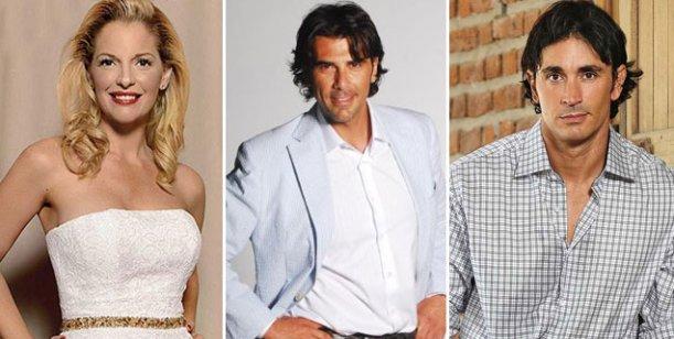 Zampini, Estevanez y Darthés juntos de nuevo: cómo será la nueva telenovela