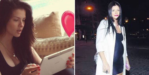 A días de haber dado a luz a Rufina, China Suárez se muestra espléndida