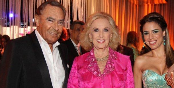 Marina Calabró será el gran disgusto de Mirtha la noche del Martín Fierro