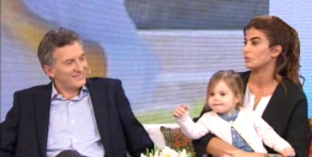 Mauricio Macri y la relación sexual con su mujer: Juliana es insaciable