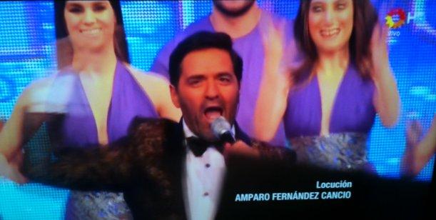 Soñando por cantar: en vivo la reconciliación de Lerner y Oscar Mediavilla