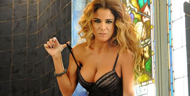 Marina Calabró, nuevamente enamorada
