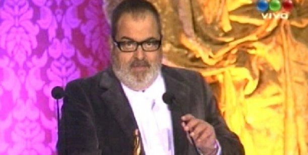 Jorge Lanata ganó un premio y se lo dedicó a Cristina Fernández y Amado Boudou