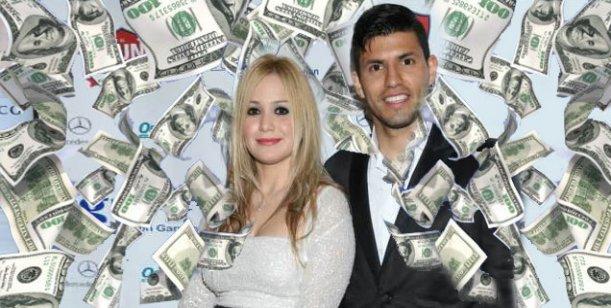 Serantoni vs. Karina: piden un millón de dólares; el Kun ofrece 500 mil