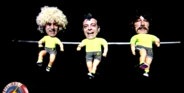 Peligro sin codificar en 3D: la divertida parodia de Metegol