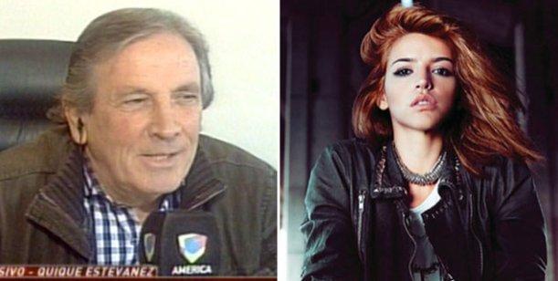 Quique Estevanez, después del escándalo: ¿Quién es Calu Rivero?