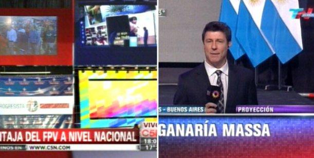 Terminó la elección de las PASO: para los medios ganó Sergio Massa en la Provincia