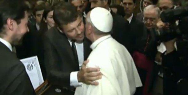 Tinelli tras ver al Papa Francisco: Me transmitió una calidez humana espectacular
