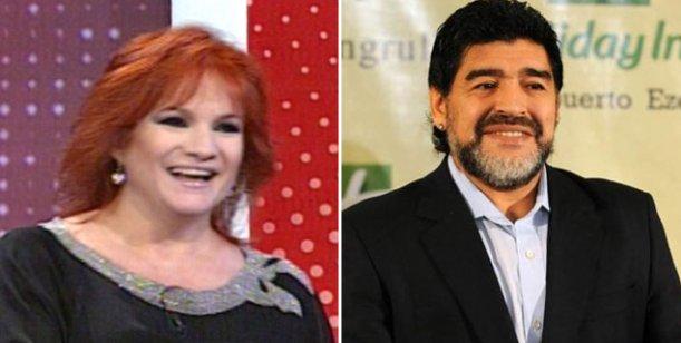 Lucía Galán: Diego me da pena, la droga y el poder hacen que no pueda salir