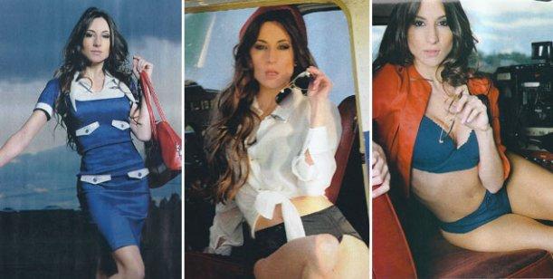 Magui Bravi, más sensual que nunca: En la TV hay mucha gente sin talento