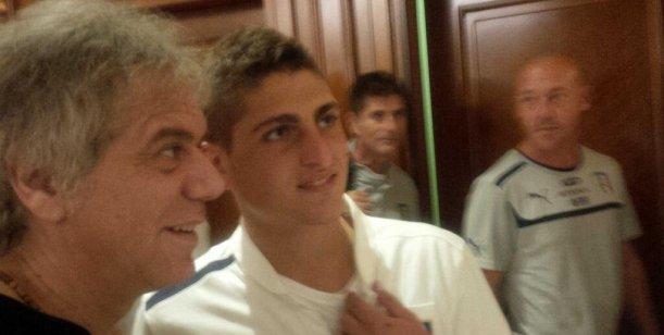 El viaje de amigos de Beto Casella, Recondo y Mauricio Dalessandro a Italia