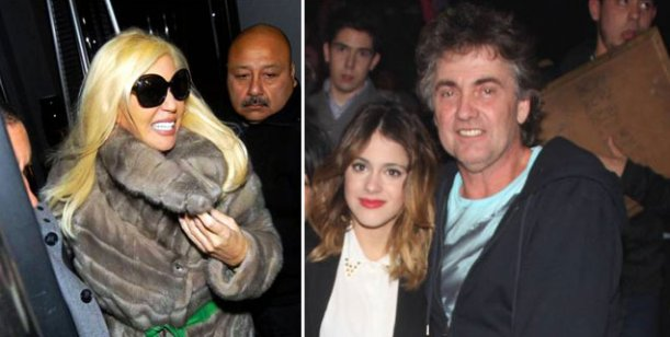 Alejandro Stoessel, el papá de Violetta, cerca de ser el nuevo productor de Susana