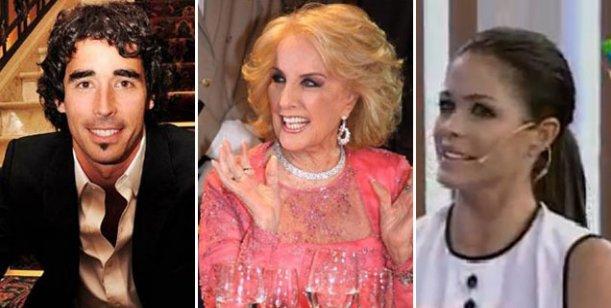 Pamela: Mirtha tiene que cambiar a Nacho como productor, le trae problemas