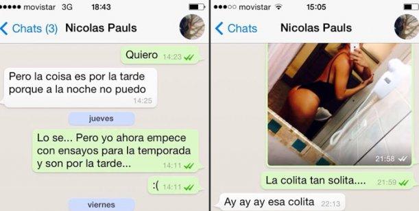 tramo servicios sexuales por whatsapp