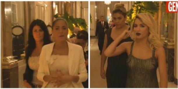 Después de la polémica tapa, Lali Espósito se reencontró con Tini Stoessel