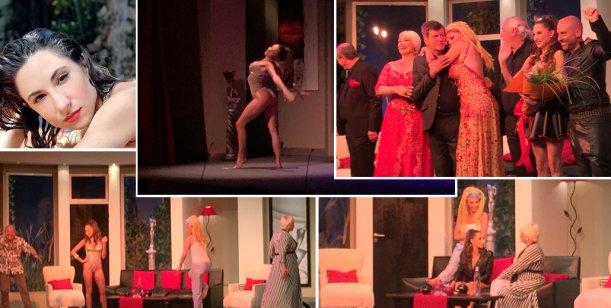 Magui Bravi debutó en Leonas y desafía: Mi cola se banca el HD