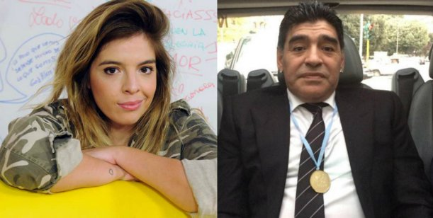 La fuerte catarsis tuitera de Dalma Maradona contra los abogados de Diego