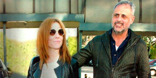 Las fotos de jorge rial y agustina k mpfer el beso junto for Ratingcero espectaculos