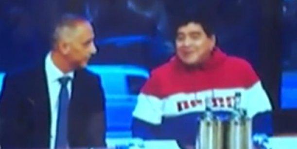 ¿Es Maradona el nuevo Verón?
