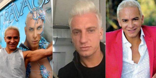 ¿Maxi López a Stravaganza? Se cambió el look y ¡está igual a Flavio Mendoza!