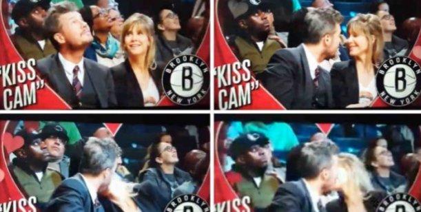 Después de beso con Valdes, Llegó la Kiss Cam a Showmatch: a quién le tocó debutar