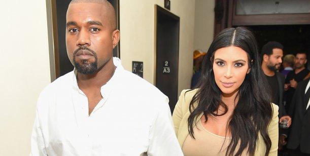 Kardashian le había pedido el divorcio a Kanye West antes de su episodio psicótico