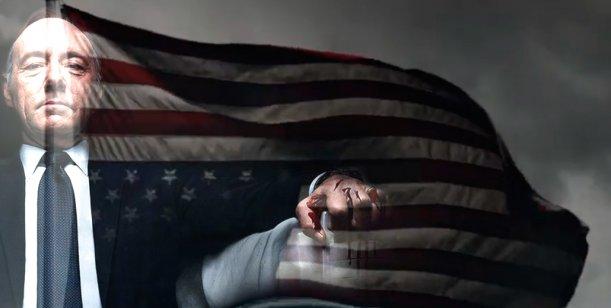 En medio de la asunción de Trump, House of Cards lanzó el adelanto de su temporada 5