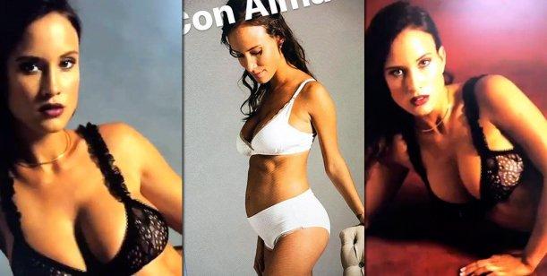Las fotos de Camila Cavallo embarazada de cuatro meses, ¡y en lencería de encaje!