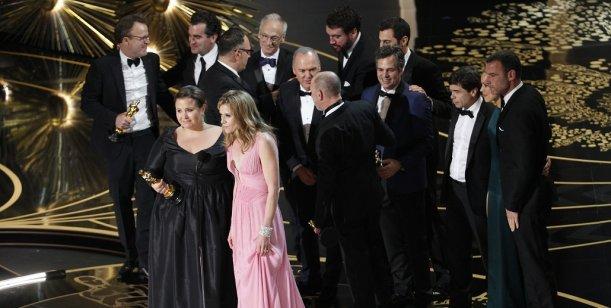 Premios Oscar: recordá los principales ganadores de la entrega del año pasado