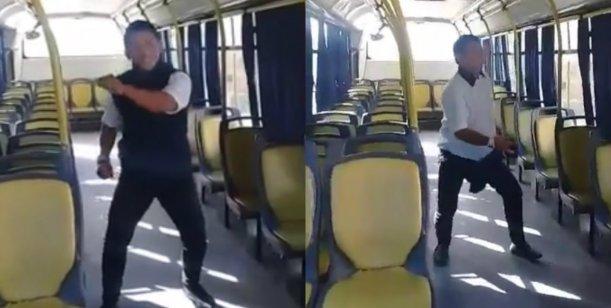 VIDEO: mirá como baila el colectivero hot jujeño que quiere entrar al Bailando