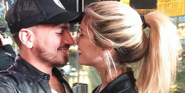 La horas previas al escándalo entre Fede y Laurita: besos y caricias en una disco