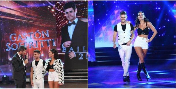 Bailando por un sueño 2017: Gastón Soffritti, premio patadura del año